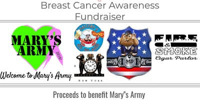 Ladies of Smoking Shields Presents A Breast Cancer Awareness Fundraiser