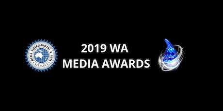 WA Media Awards tickets