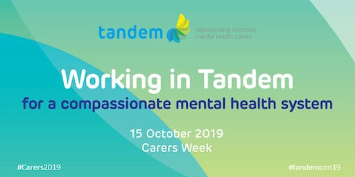 Working in Tandem: for a compassionate mental health system