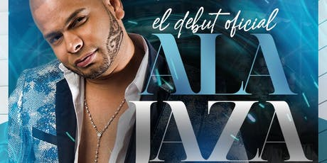 El Debut Oficial de Ala Jaza tickets