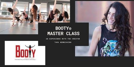 Calgary & Cochrane BooTy® Master Class with the creator Tara Newbigging tickets
