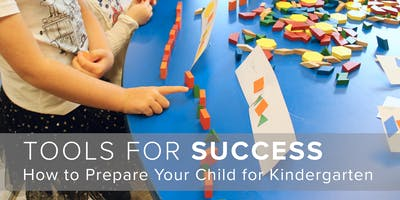Tools for Success: How to Prepare Your Child for Kindergarten