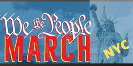 We The People March NYC Solidarity Event tickets