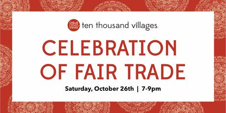 Celebration of Fair Trade tickets