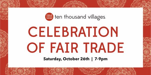 Celebration of Fair Trade