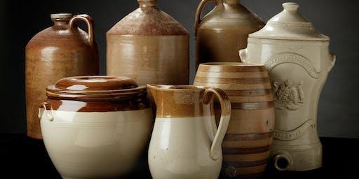 Victoria's Earliest Potteries