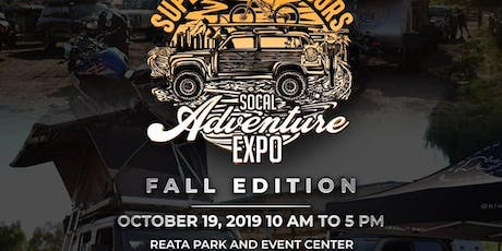 2019 Southern California Adventure Expo: Fall Edition tickets