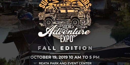 2019 Southern California Adventure Expo: Fall Edition