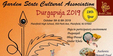 GSCA Durga Puja 2019 tickets