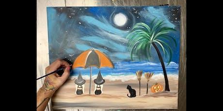 Beach Witch: Dundalk, Seasoned Mariner with Artist Katie Detrich! tickets