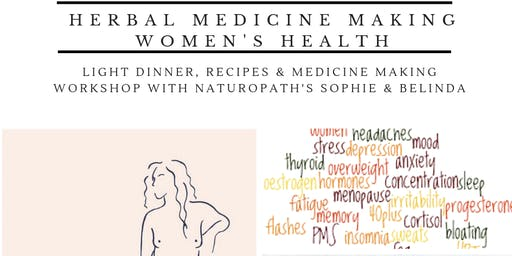 Herbal Medicine Making - Women's Health Medicines