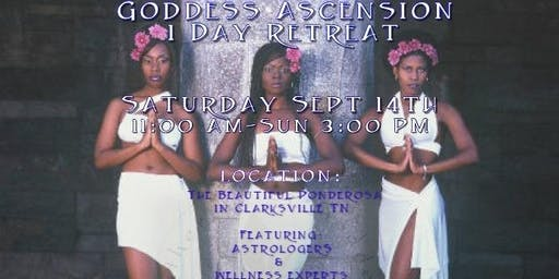 Goddess Ascension 1 Day Retreat