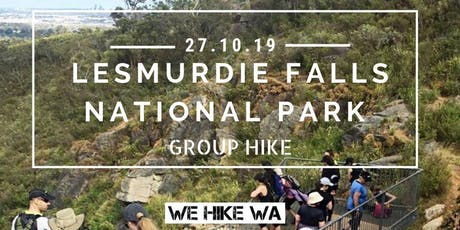 Lesmurdie Falls Group Hike tickets