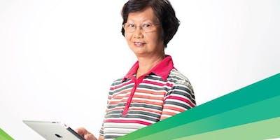 Tech Savvy Seniors: Mandarin MILLER LIBRARY
