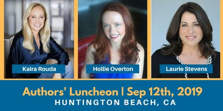 Huntington Beach Library: September Authors' Luncheon tickets