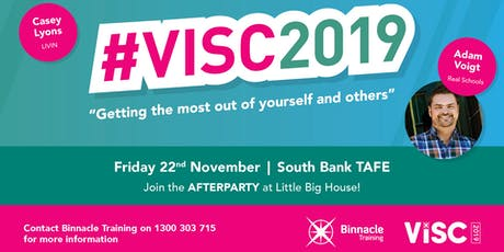 #2019ViSC - BRISBANE tickets