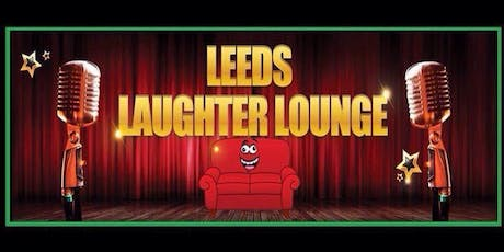 Leeds Laughter Lounge Charity Comedy Event tickets