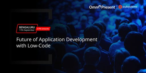 Future of Application Development with Low Code