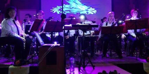 Herbstkonzert in Rickling mit dem Orchester der FFW Henstedt-Ulzburg