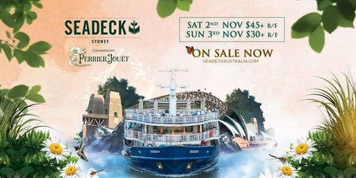 Seadeck Sydney  Opening Weekend Saturday