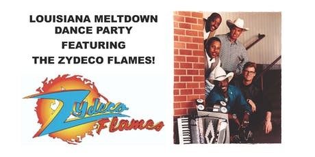 Word. A Cafe presents Louisiana Meltdown Dance Party with The Zydeco Flames tickets