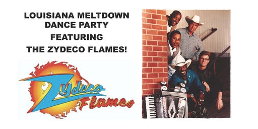 Word. A Cafe presents Louisiana Music & Dance Party with The Zydeco Flames