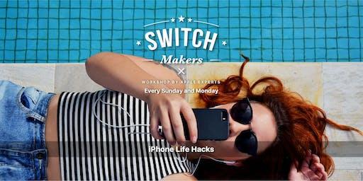 iOS iPhone Life Hacks - Kedah (Aman Central Mall)