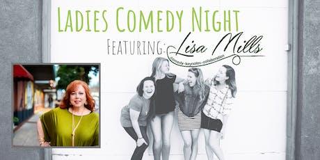 Ladies Comedy Night tickets