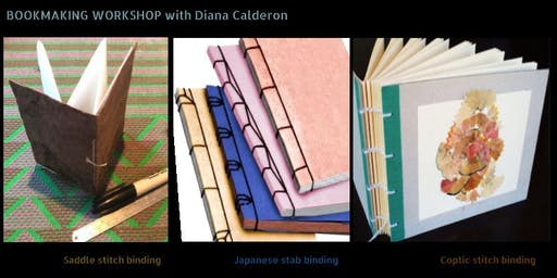 Vision Board Journal: Bookmaking Workshop with Diana Calderon