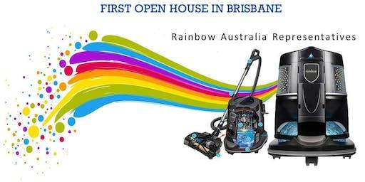 Rainbow Open House