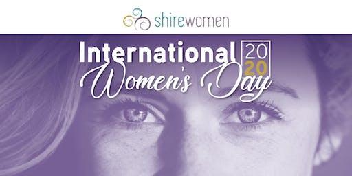 ShireWomen International Women's Day 2020