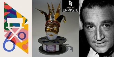 Gala Premios Enrique Sexta Edición 2019 entradas