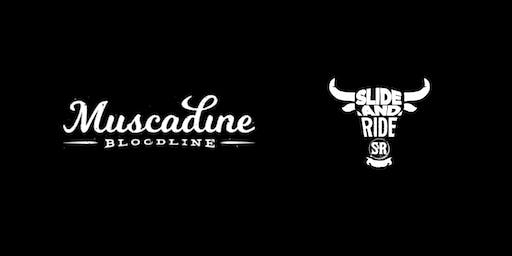 Muscadine Bloodline @ Slide & Ride Saloon