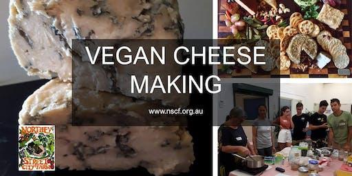 Vegan Cheese Making with Elisabeth Fekonia