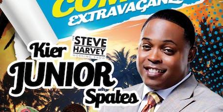 """Bay Area Comedy Extravaganza With Kier """"JUNIOR"""" Spates tickets"""