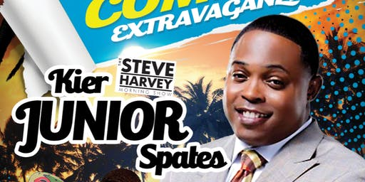 "Bay Area Comedy Extravaganza With Kier ""JUNIOR"" Spates"