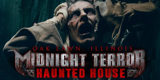 Midnight Terror Haunted House 2019