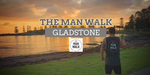 THE Man walk Gladstone