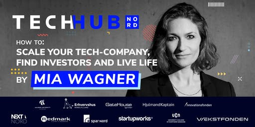 How to scale your tech-company, find investors and live life