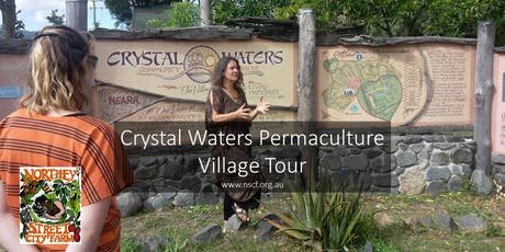 Crystal Waters Permaculture Village Tour tickets