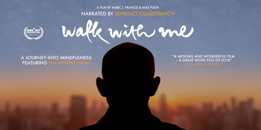 Walk With Me - Wellington Premiere - Sun  22nd Sept