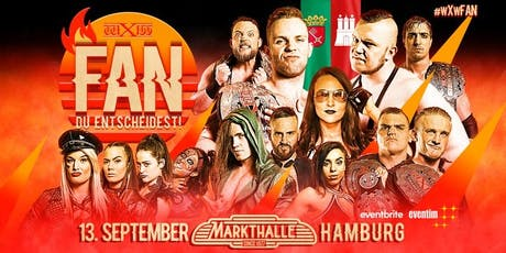 wXw Wrestling: FAN 2019 - Du entscheidest - Hamburg tickets