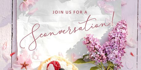 Join us for a Sconversation tickets