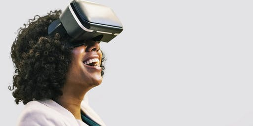 Come and Try VR - for Adults - Get Online Week @ Kingston Library