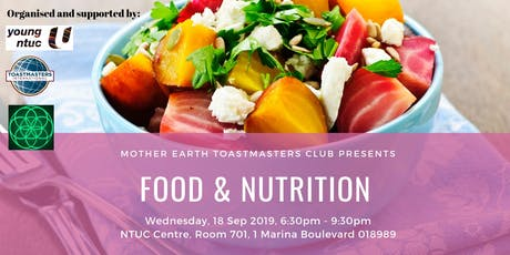 Food & Nutrition tickets
