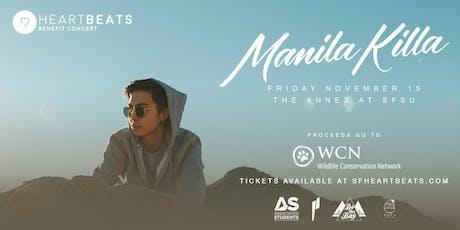 HeartBeats Benefit Concert tickets