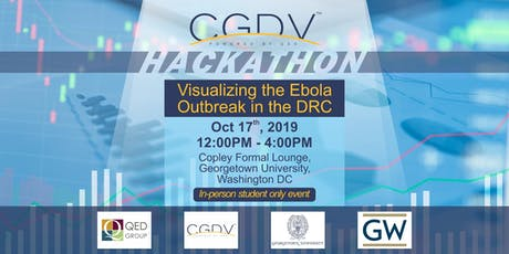 Data Visualization Hackathon: Visualize the Ebola Outbreak in the DRC tickets