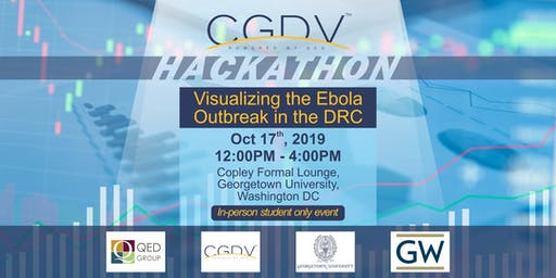 Data Visualization Hackathon: Visualize the Ebola Outbreak in the DRC