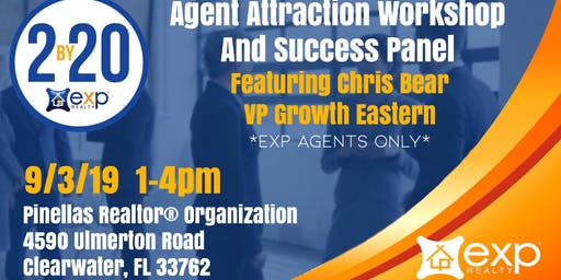 Agent Attraction Workshop and Success Panel Featuring Chris Bear