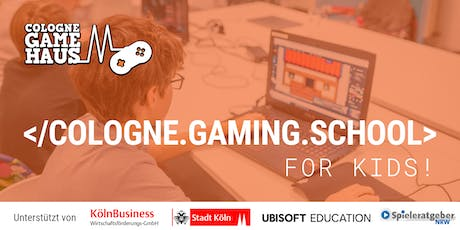 Cologne Gaming School tickets